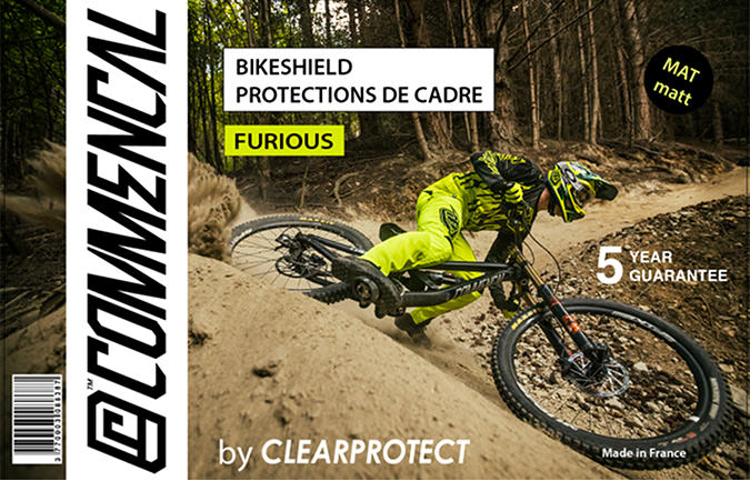 KIT CLEARPROTECT CUSTOM POUR FURIOUS MAT