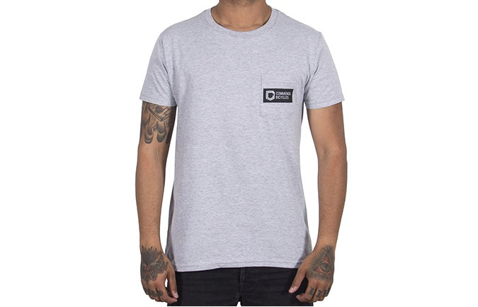 T-SHIRT COMMENCAL BOX HEATHER GREY 2019