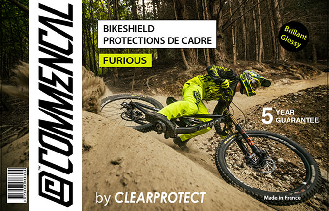 KIT CLEARPROTECT CUSTOM POUR FURIOUS BRILLANT