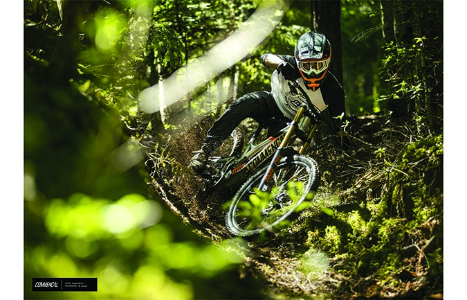 TIRAGE PHOTO : AMAURY PIERRON - GREEN ANDORRAN LOAM