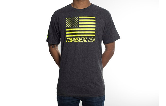 T-SHIRT COMMENCAL USA