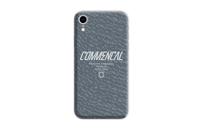 COQUE COMMENCAL IPHONE XR GRISE 2019