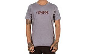 T-SHIRT BUBBLE GREY