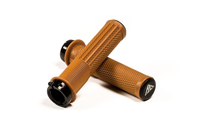 GRIPS DH RIDE ALPHA BROWN